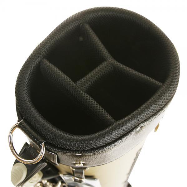 マンシングウエア(MUNSING WEAR) 7.5型キャディバック MQ1205-L328 (Men's)