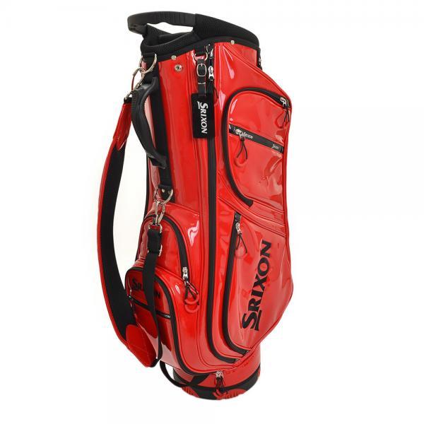ダンロップ(DUNLOP) キャディバッグ SRX GGC-S125L RED GGC-S125L RED(Men's)