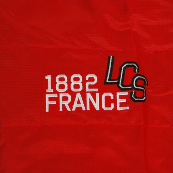 ルコック スポルティフ(Lecoq Sportif) ヒートポッド中綿ジャケット QG6386-R409(Men's)