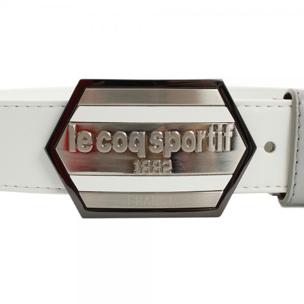 ルコック スポルティフ(Lecoq Sportif) バックルベルト QG0679-N942(Men's)