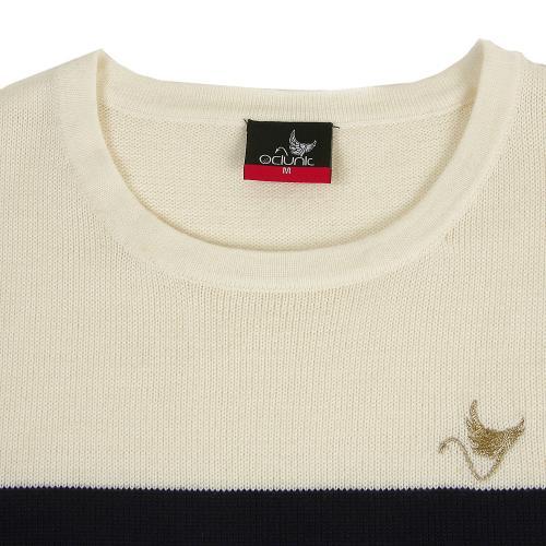 クランク(CLUNK) クルーセーター CLMC7F711 OWH(Lady's)