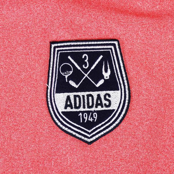 アディダス(adidas) モノグラムフルジップスウエット CCP90-N68068-レッド-17FW(Men's)