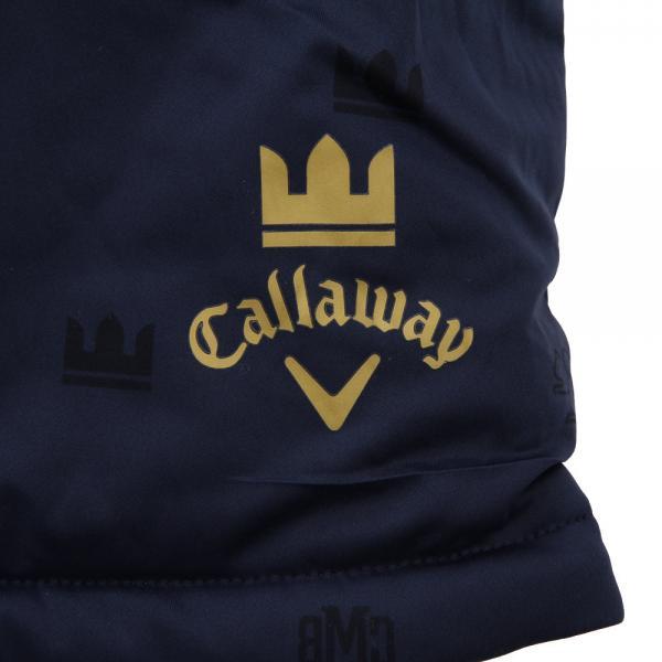 キャロウェイ(CALLAWAY) 17Lクラウンプリントリバーシブル中綿スカート 241-7225810-120(Lady's)