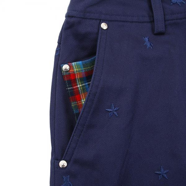 キャロウェイ(CALLAWAY) ストレッチピケとび柄刺繍 スカート 241-7225817-120(Lady's)