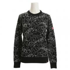 ニューバランス(new balance) ボストンテリアxボーダークルーネックシャツ 012-7270502-010(Lady's)