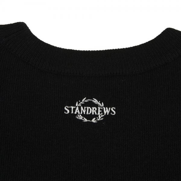 セントアンドリュース(ST.ANDREWS) 防風クルーネックセーター 043-7270002-120(Lady's)