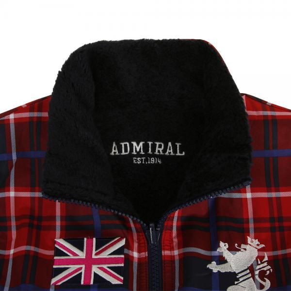 アドミラル(Admiral) リバーシブルベスト ADLA782-NVY(Lady's)