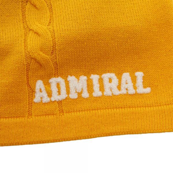 アドミラル(Admiral) ニットスカート ADLA787-YEL(Lady's)