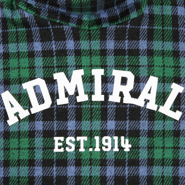 アドミラル(Admiral) チェック タートルネックシャツ ADLA791-TRT(Lady's)