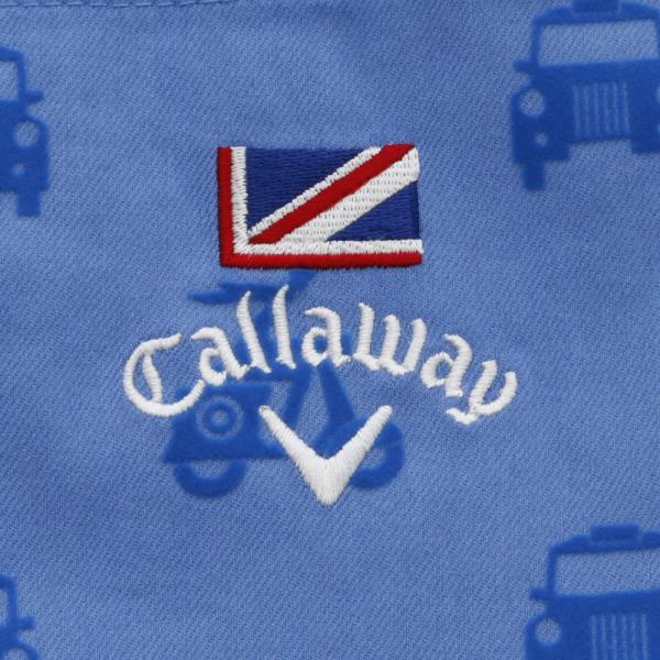 キャロウェイ(CALLAWAY) 17Lフロッキープリントストレッチ裏起毛スカート 241-7225803-111(Lady's)