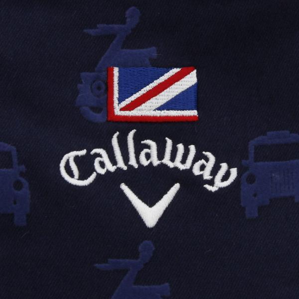 キャロウェイ(CALLAWAY) 17Lフロッキープリントストレッチ裏起毛スカート 241-7225803-120(Lady's)