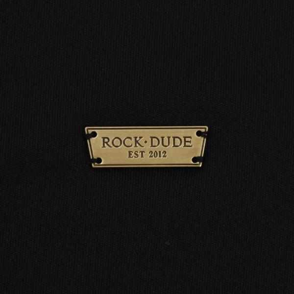 ロックデュード(ROCK DUDE) アリスプレートポロ 11-119302-019(Men's)