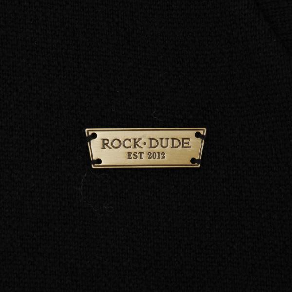 ロックデュード(ROCK DUDE) Wジャガードベスト 11-619700-019(Men's)