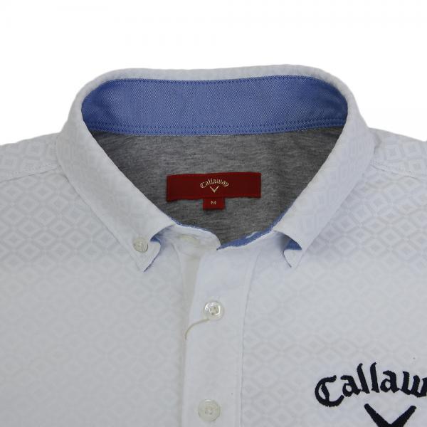 キャロウェイ(CALLAWAY) 17M7REDダイヤJQB.Dシャツ 241-7257004-030(Men's)