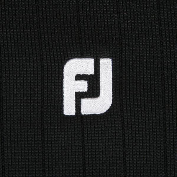 フットジョイ(FootJoy) F17M55ドロップニードル フルジップJK BK(Men's)
