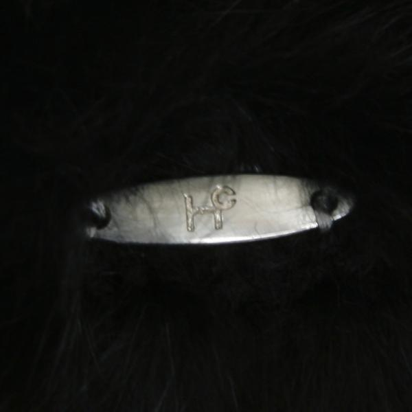 ヒールクリーク(HEAL CREEK) Lラビットファーイヤーマフ 003-06060-019(Lady's)