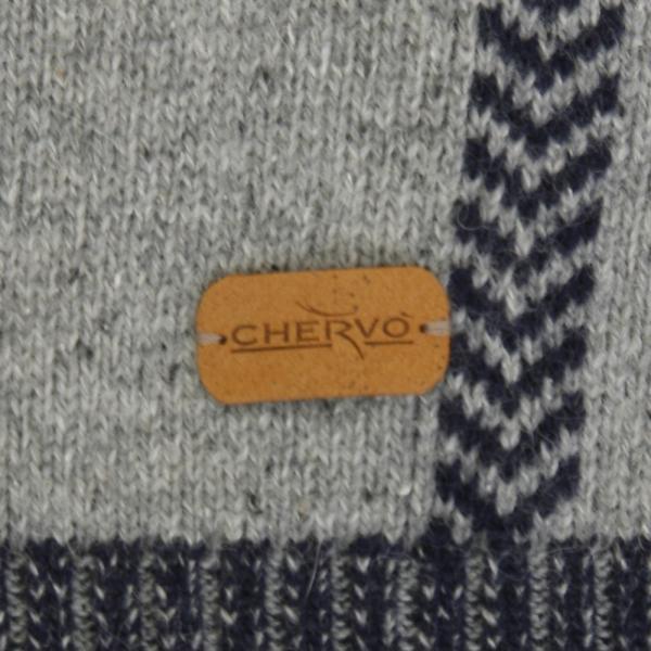 シェルボ(CHERVO) MAN MOCK NECK WITH B 031-16810-015(Men's)