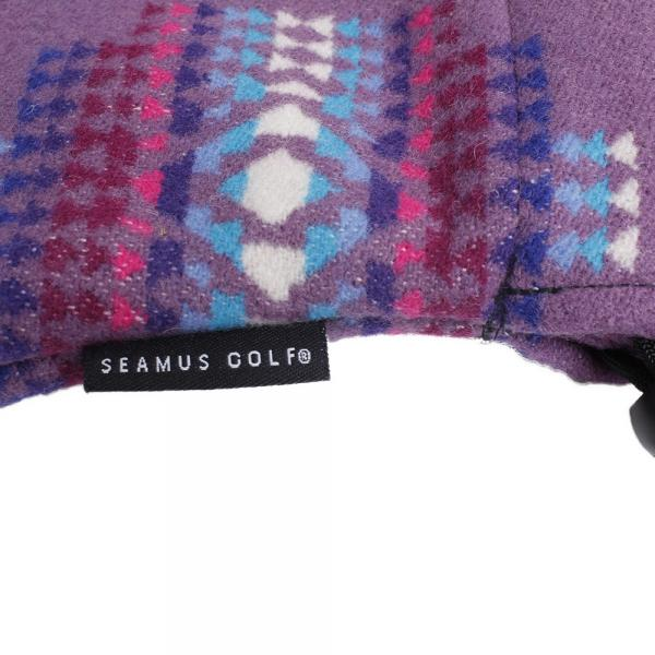 シェイマス(SEAMUS) シェイマス アイアンカバー ライラック seamus-ir-pen-lilac chief jose