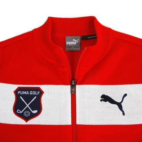 プーマ(PUMA) ゴルフ フルジップ セーター 923634-02(Lady's)