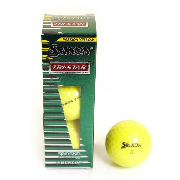 ダンロップ(DUNLOP) SN TRS 2 YEL L3 ゴルフボール