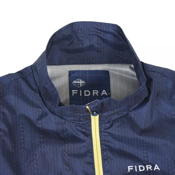 フィドラ(FIDRA) フルジップ2WAYジャケットFB211702NVY(Lady's)