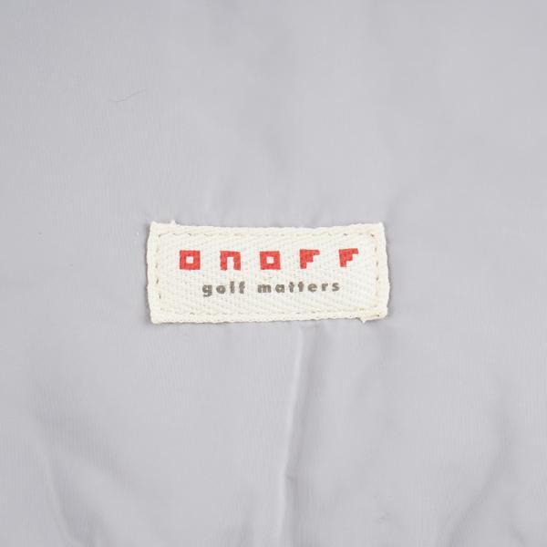 オノフ(ONOFF) シューズケース OC0717-28ライトグレイ(Lady's)