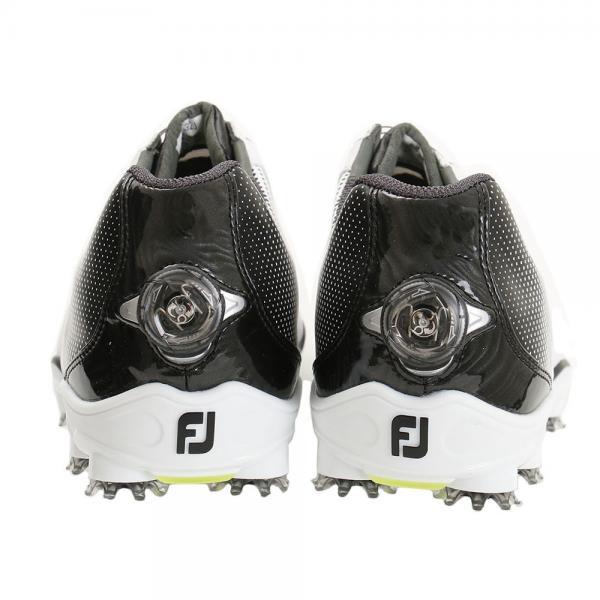 フットジョイ(FootJoy) ゴルフシューズ DNA ボア WT/BK 53332W(Men's)