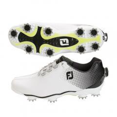 フットジョイ(FootJoy) 【オンラインストア価格】 ゴルフシューズ DNA ボア WT/BK 53332W(Men's)