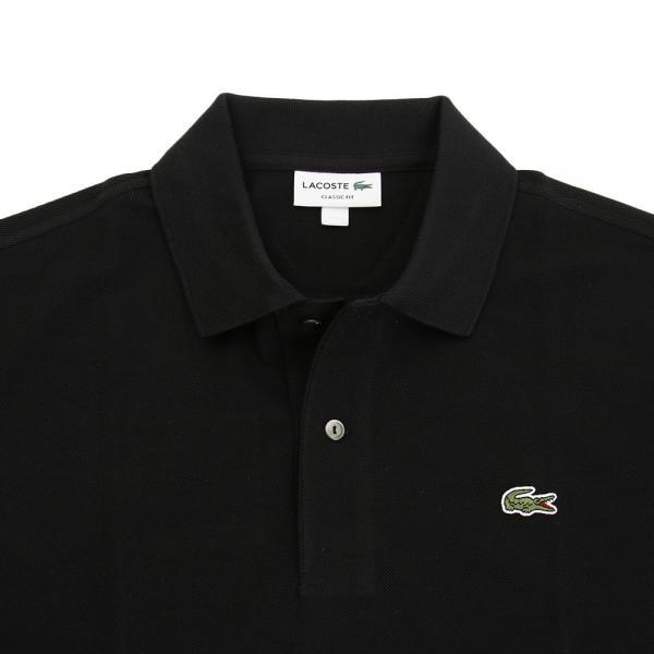 ラコステ(LACOSTE) 長袖ポロシャツ L1312A-031(Men's)