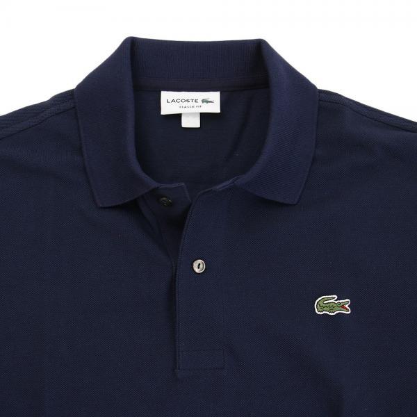 ラコステ(LACOSTE) 長袖ポロシャツ L1312A-166(Men's)