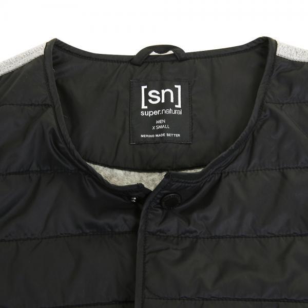 スーパーナチュラル(super.natural) G中綿ジャケットフルジップ SNM006930-7C-SN224-G(Men's)