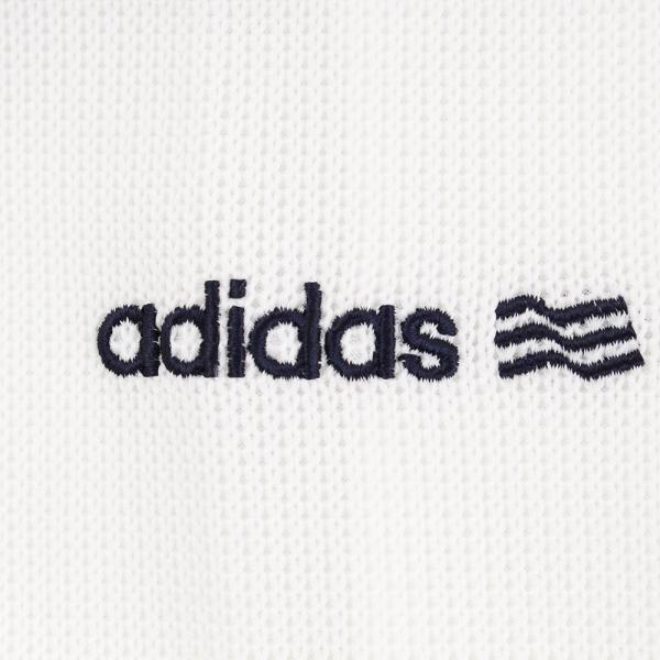 アディダス(adidas) セーターライクボタンモックシャツ(Men's)