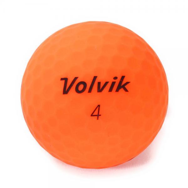 ボルビック(Volvik) ゴルフボール VIVID XT OR 3ケ(Men's)