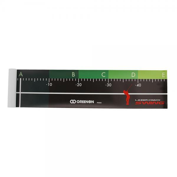 グリーンオン レーザーコーチガイドマット G013GM