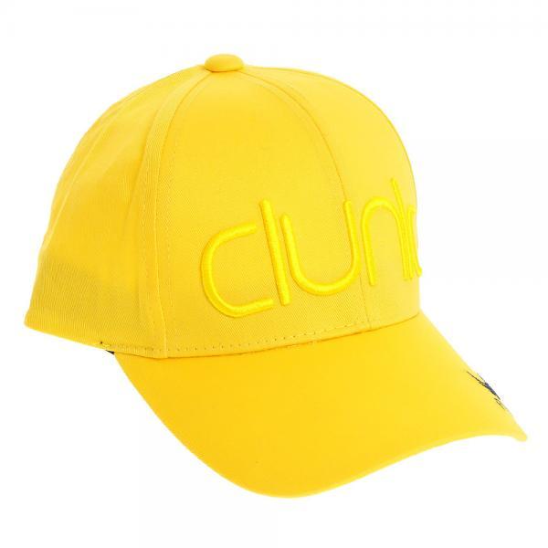 クランク(CLUNK) ツイルキャップ CLA0803 YEL(Lady's)