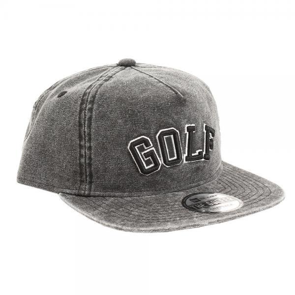 ニューエラ(NEW ERA) The Golfer GOLF ダックキャンバス イタリアンウォッシュ キャップ 11557066(Men's)