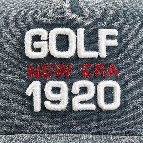 ニューエラ(NEW ERA) 9FORTY A-Frame トラッカー ダックキャンバス イタリアンウォッシュ キャップ 11557094(Men's)