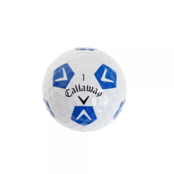 キャロウェイ(CALLAWAY)  ゴルフボール CHROMESOFT 18 TRVS BL 3個入り(Men's)