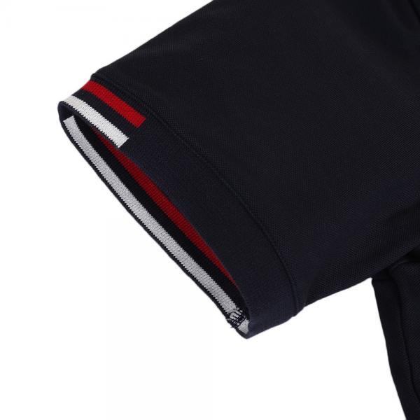 9a11ab21a6914 ... タイトリスト(TITLEIST) ゴルフウェア メンズ 鹿の子ポロシャツ ネイビー TSMC1905NV(Men's) ...