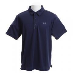 アンダーアーマー(UNDER ARMOUR) ゴルフウェア メンズ テックポロシャツ #1290140 MDN/GPH/GPH GO(Men's)