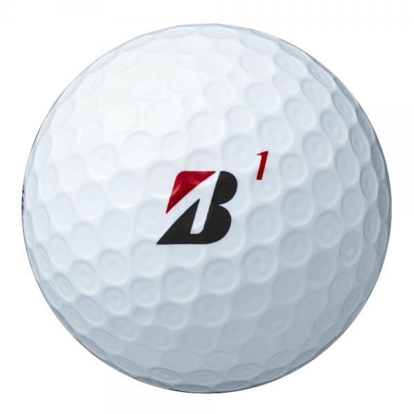 ブリヂストンゴルフ(BRIDGESTONE GOLF) TOUR B X CORPO B ゴルフボール 3個入り 8BCXJ 3P(Men's、Lady's、Jr)
