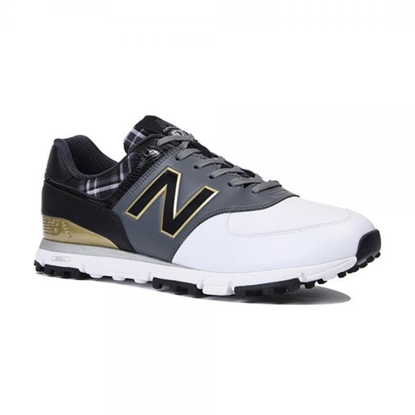 09aaab749b81e ... ニューバランス(new balance) ゴルフシューズ ゴルフシューズ スパイクレス MGS574GT ...