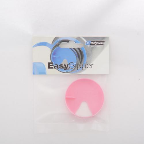 ナルゲン(nalgene) イージーシッパー(広口1.0L用) 90173Eシッハ゜-PK ピンク Pink ボトルアクセサリ(Men's、Lady's)