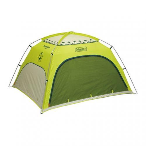 コールマン(Coleman) スクリーンシェード アーガイル/ライムグリーン 2000017137 キャンプ用品 テント(Men's、Lady's)