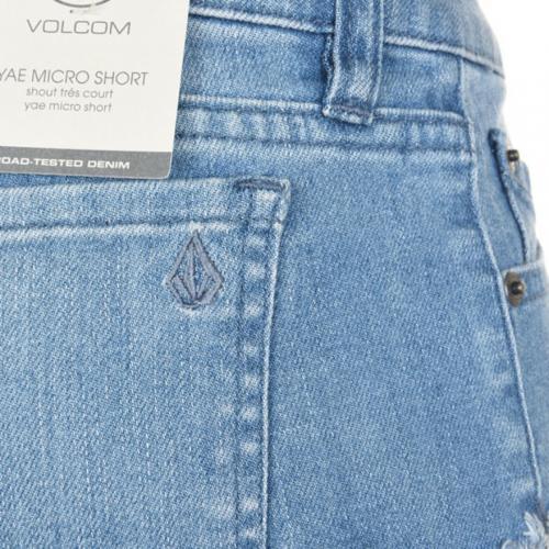 ボルコム(Volcom) (ボルコム)  VOLCOM YAE Micro Short マイクロショート B1931409 WRN WRN アパレル(Lady's)