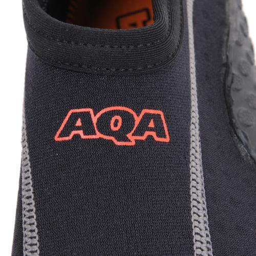 エーキューエー(AQA) スノーケリングシューズ3 KW-4472N BLK マリンシューズ ブラック(Men's、Lady's)