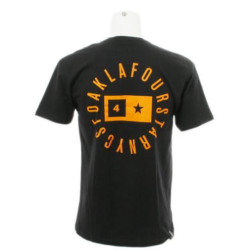 フォースター フォースター サークルバー メンズ ウェア インナー Tシャツ 半袖 4S15S014 ブラック(Men's)