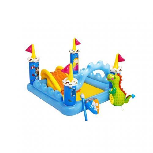 インテックス(INTEX) Castle185+152+107 ビニールプール 水遊び 57138