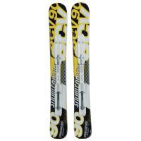 <LOHACO> スノーカービング(SNOW CARVING) 2015-2016 SC90W FUN WHT+LRX9.0WT B115 スキー板専用ビンディング付き 301SC6AO1044 BLK/LR9(Men's、Lady's)画像
