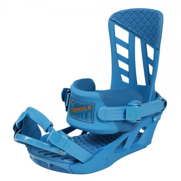 ケイツー(K2) スノーボードビンディング FORMULA PACIFIC B150400701 BLUE